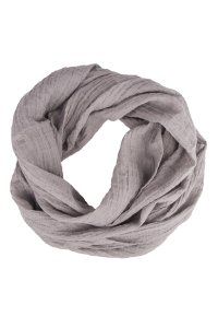 COLOURS OF FALL gray chimney sweep scarf
