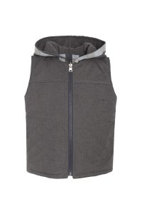 LEO double-sided vest for boys- available in 3 colours