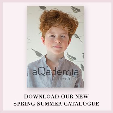 Spring/Summer 2018 Boys Collection Catalogue