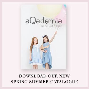 Spring/Summer 2018 Girls Collection Catalogue