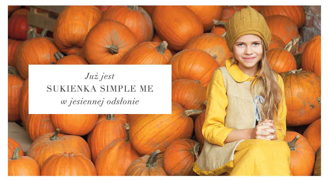 jesień/zima 2017 -  Simple Me - Pumpkins 1
